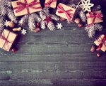 Seasonal rustic christmas...