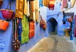 Medina of chefchaouen  morocco  ...