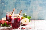 Fall and winter sangria with...