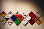 Hazardous symbols....